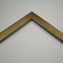 قاب چوبی ۳ سانت تخت قهوه ای